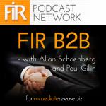 FIR B2B Podcast Album Art