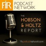 album art: the Hobson & Holtz Report